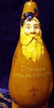 Gourd Santa Dream