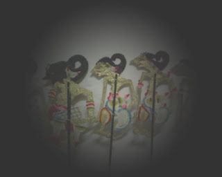 Wayang Kulit Shadow Puppet Show Wallpaper 1280 02