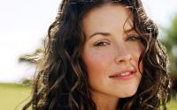 Evangeline Lilly White Celebrity Wallpaper