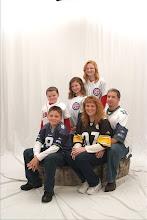 Pearson Family San Antonio, Christmas 2009
