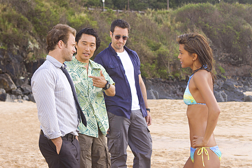version of Hawaii Five-O