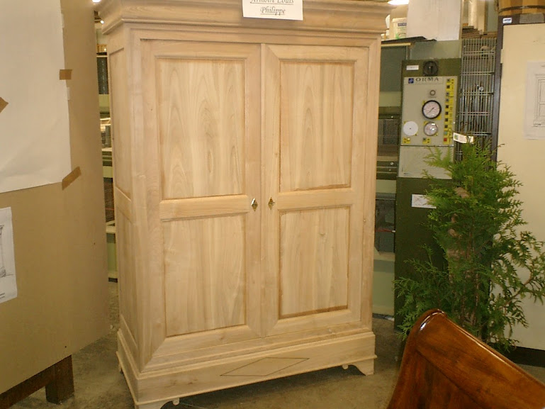 armoire Louis Philippe
