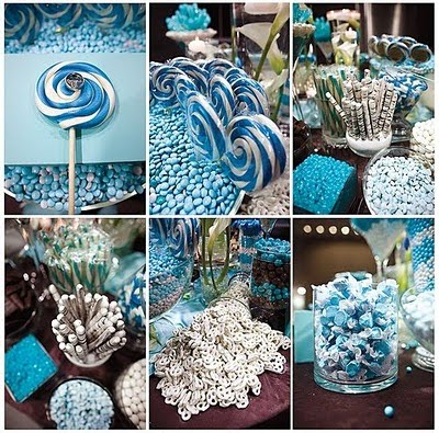Wedding Trends Candy Bar