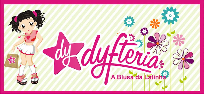 Dyfteria - A Blusa da Latinha