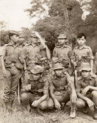 1970 picture of G2 at Pantai Gebeng Pahang