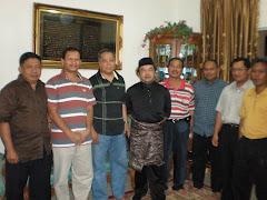 Hari Raya at Sullaiman's House in Malaysia 2009