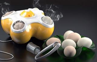 ovo cozido como fazer
