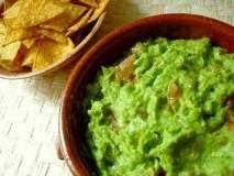guacamole receita original mexicana