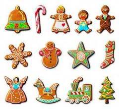 Como fazer biscoitinhos de Natal