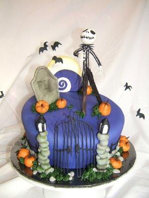 Bolos de Halloween: Ideias de decoração