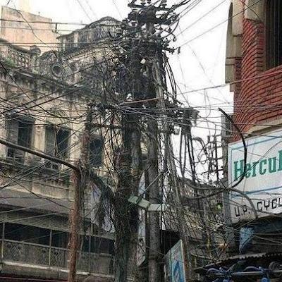 Gambiarra Elétrica 2
