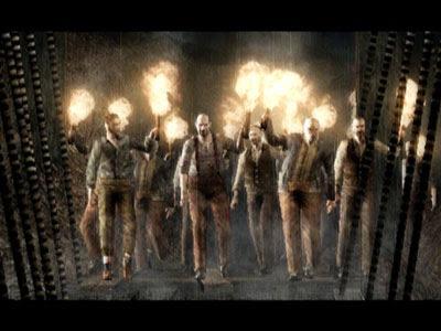 Zumbis - Resident Evil 4
