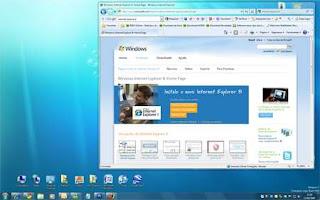 Windows 7 não terá o Internet Explorer