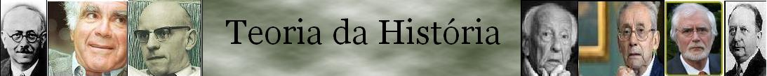TEORIA DA HISTÓRIA