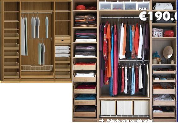 Aprendiz de estilo planificando mi nuevo armario editado - Como distribuir armario empotrado ...