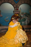 Disney Princess Belle Dress Girls Sizes 38
