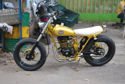 honda cb 125 classic motorcycle specification
