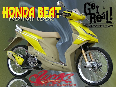 2010 Honda Beat Modifications