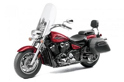 Yamaha V-Star 1300 Tourer