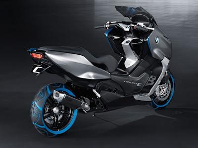 motorcycle bmw concept c