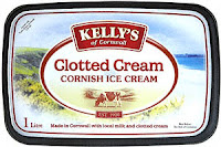 Kelly's of Cornwall Clotted Cream Cornish Ice Cream