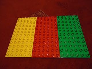 Lego Duplo Building Plates