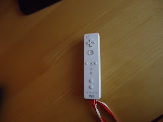Pez Wii Remote