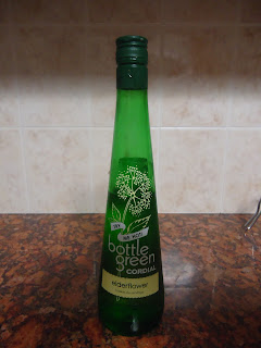 A Bottle of Bottlegreen Elderflower Cordial