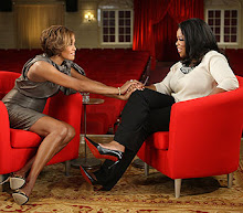 Whitney Houston on Oprah