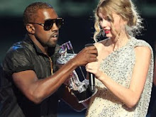 Kanye West overtakes Taylor Swift at VMA's