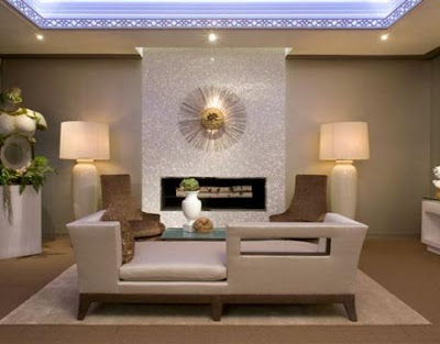 There Is Nothing I Like Better Than Two Floor Lamps Flanking A Sofa Fireplace Or Prominent Item In Room Just Love The Look Above Living