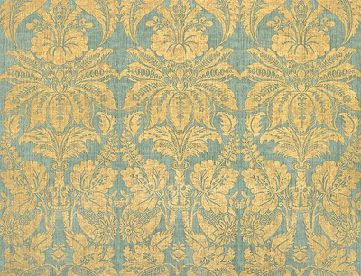 Rejuvenated Interest in Toile Wallpaper - Thibaut
