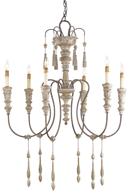 one great chandelier three different sizes the designer insider