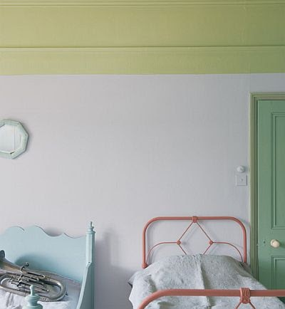New colors from farrow and ball paints 2011 the designer insider - Farrow and ball exterior paint colors model ...