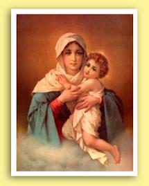 Virgen de Schoenstatt Madre tres veces admirable