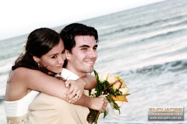 boda playa mancora peru