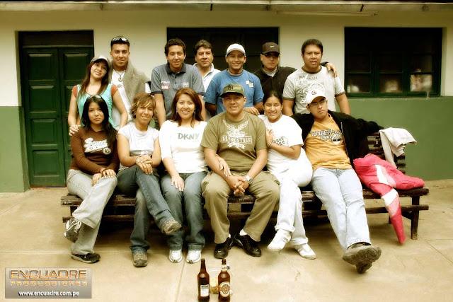 foto boda huancayo familia
