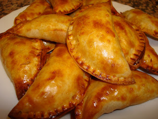 empanadillas horno
