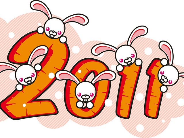 So I wish everyone to have a prosperous Chinese New Year and may this year