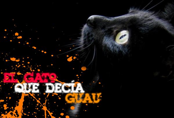 El gato que decía Guau