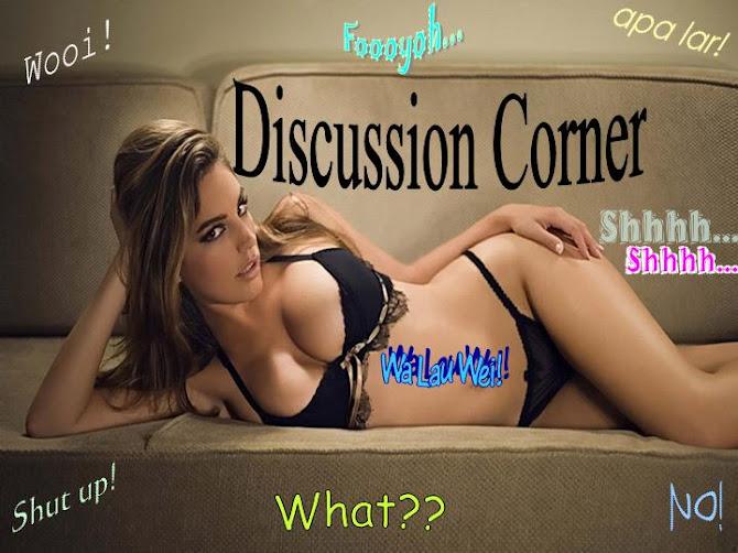 Discussion Corner