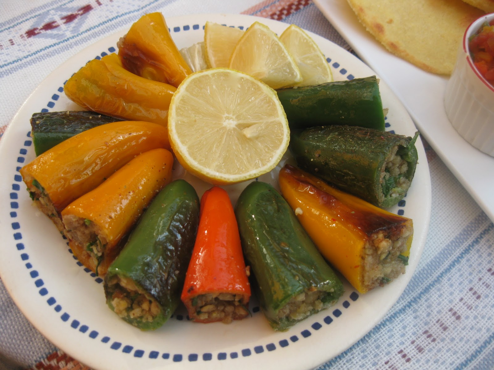 Dandelion vegan blog day 1 in algeria felfel bouzgene for Algerian cuisine history