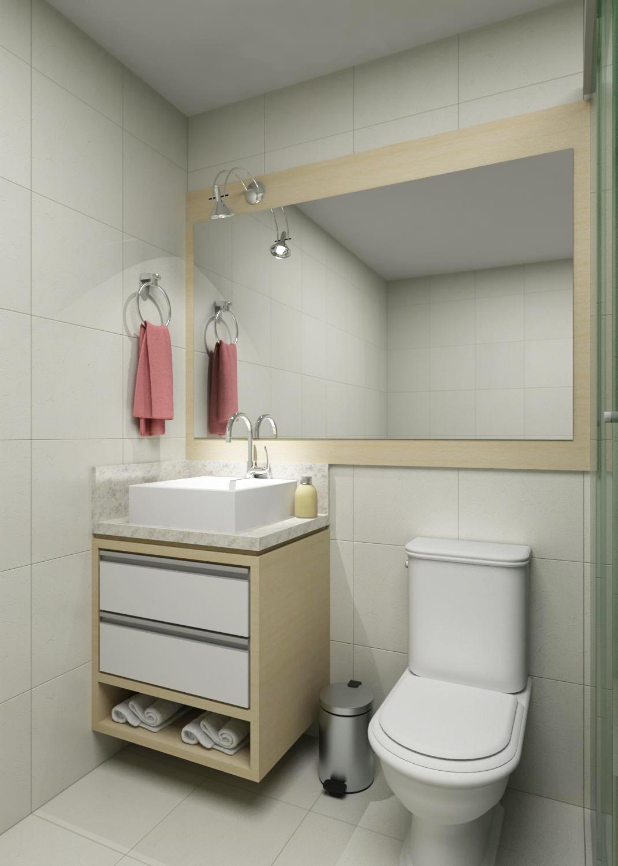Móveis sob Medida e Decorações: Móveis sob Medida Banheiro #844749 1070 1500