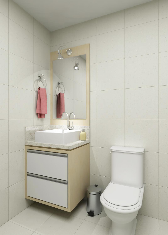 Móveis sob Medida e Decorações: Banheiro #68493C 1070x1500 Balcao Banheiro Florianopolis
