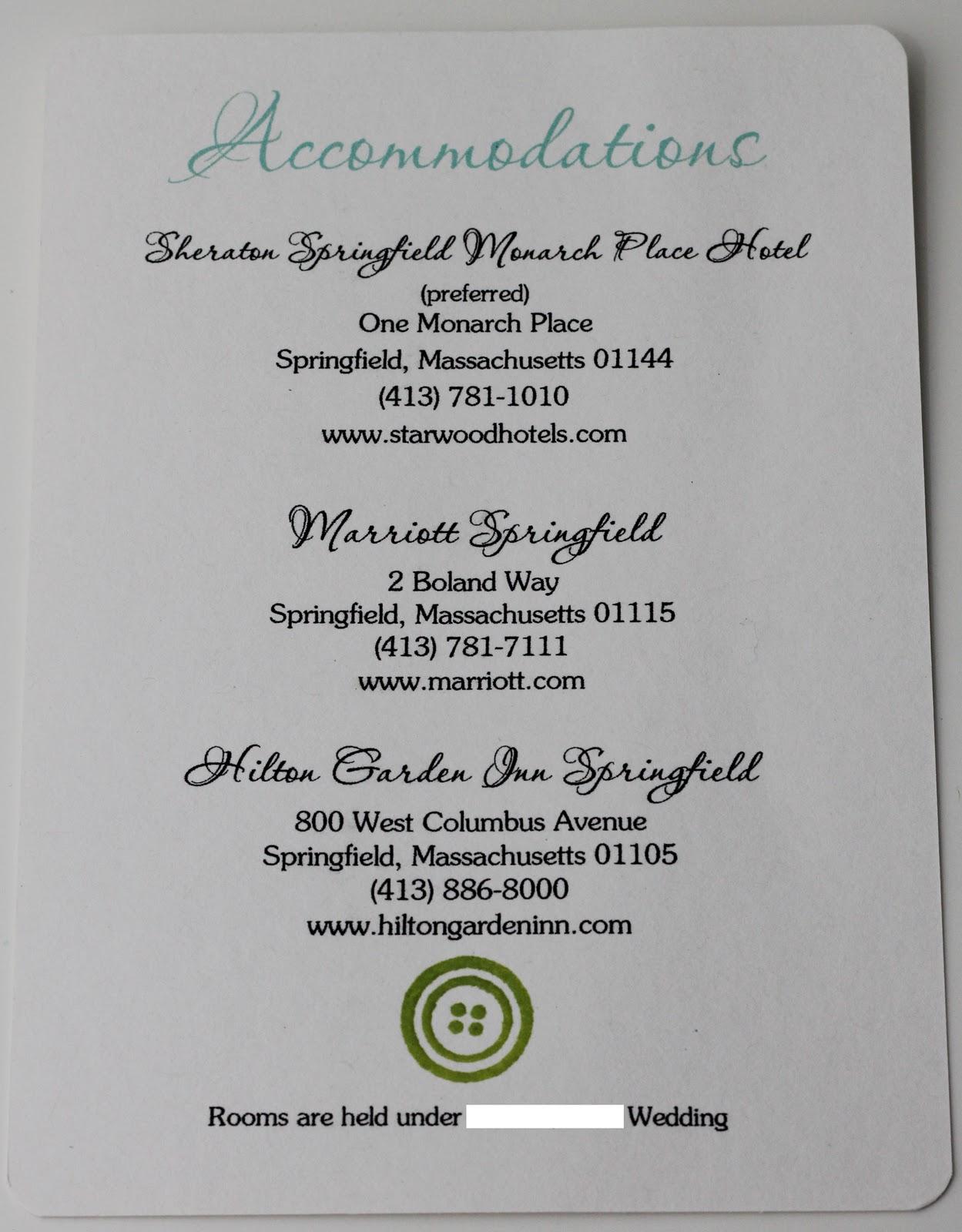 Dill Pickle Design: Wedding Invitations - Part 2
