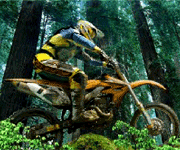 Jogo Online Alucinando no Motocross