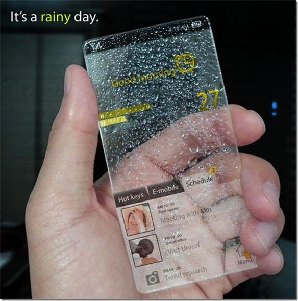 .: Windows Unveils Phone of Future