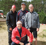 Diggidanga på Ogge Triathlon 2008
