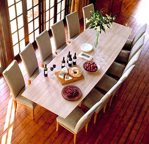 Dining Room on Sofa Home  Oak Dining Room Tables   A Timeless Classic