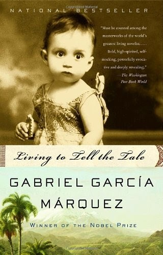 what am i reading   living to tell the tale  gabriel